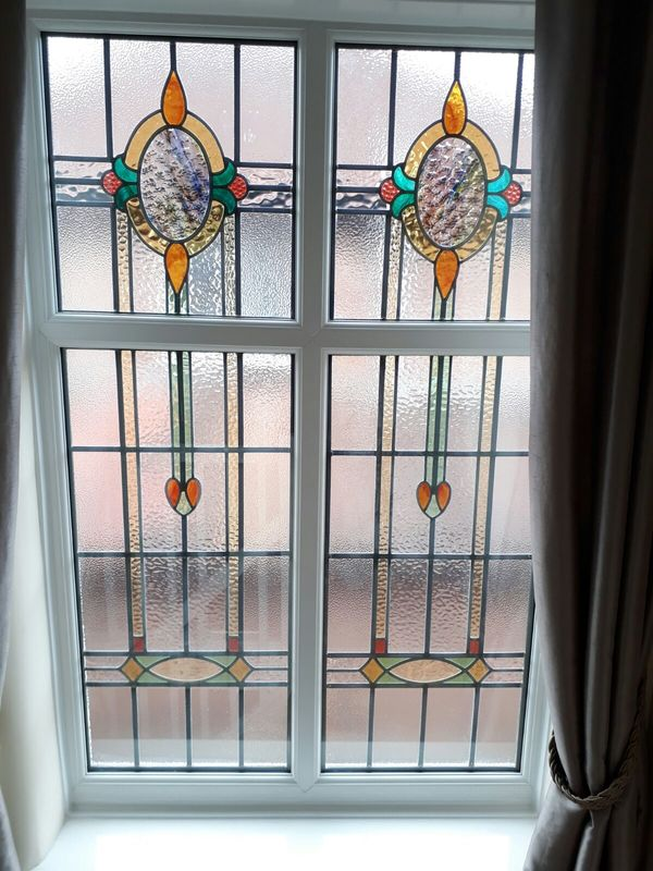 After Restoration Encapsulation And New Frames By Northern Glass