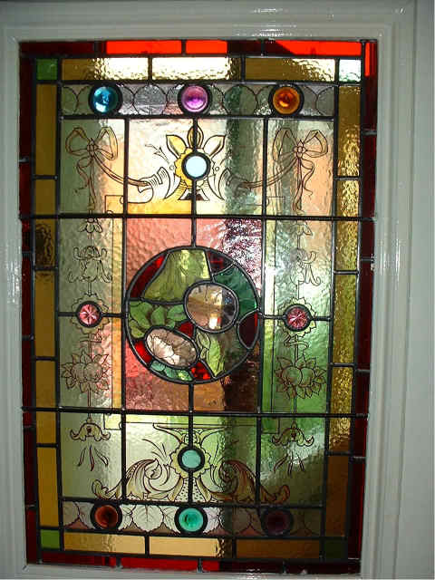 Domestic Stained Glass Gallery The Stained Leaded Glass